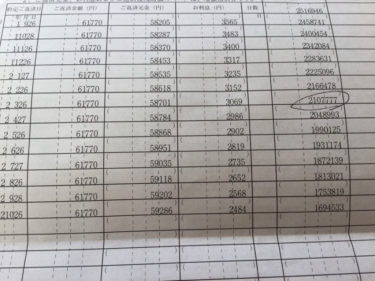 いっそ住宅ローン完済しちゃおうか~計算でお金と仲良くなろう☆